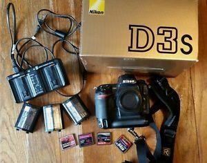 Nikon D3s DSLR Body $1,100.00 https://wp.me/p3bv3h-gSU