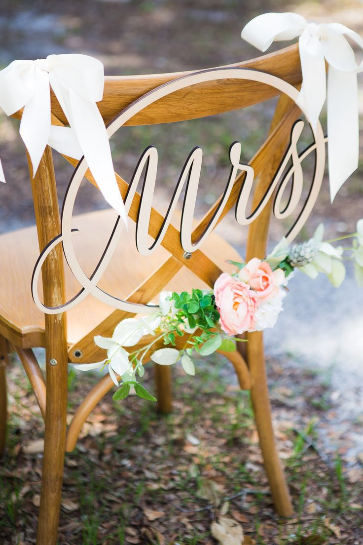 Best 25 handmade wedding decorations ideas on pinterest hoop style mr and mrs chair signs for wedding sweetheart table decor handmade wedding decor junglespirit Image collections