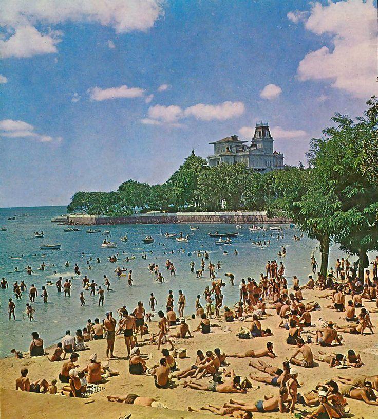 1965 caddebostan plajı