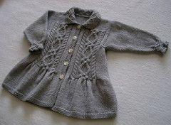 Ravelry: Smock Jacket pattern by Debbie Bliss