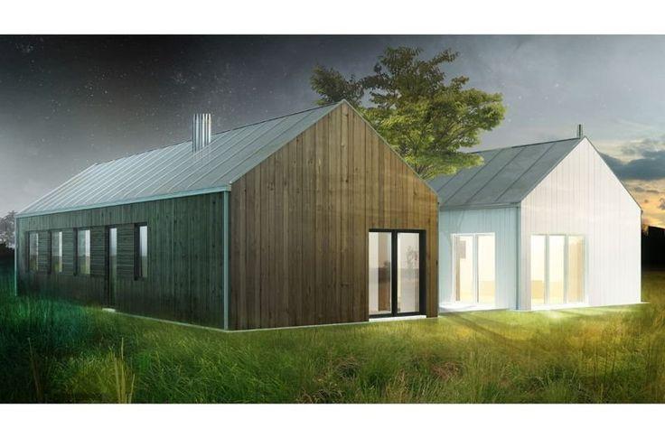 Dom H Projekty domów