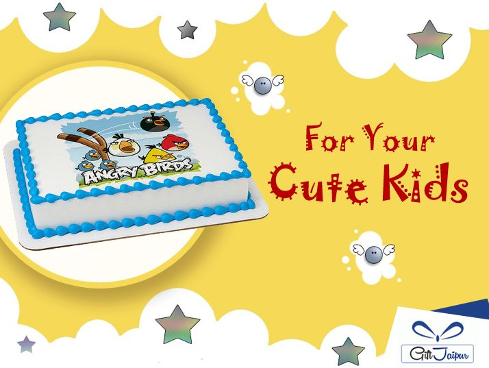 It's time to Give Your #Kids Extra Happiness by this Amazing #Cake - http://bit.ly/2gWZlgS