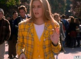 """It's hard to believe that the Alicia Silverstone film """"Clueless"""" was released almost twenty years ago in 1995. So now that we've made you feel reallllly old, let's take a trip back in time to recall the GREATEST MOVIE EVER."""
