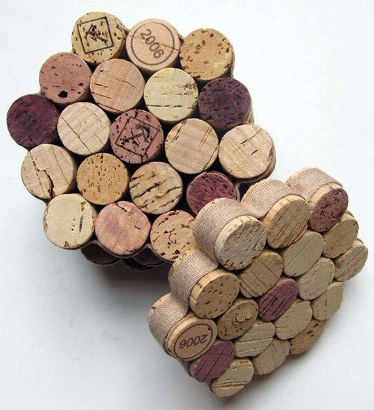 17 best images about diy cork on pinterest wine cork for How to make a bulletin board without cork
