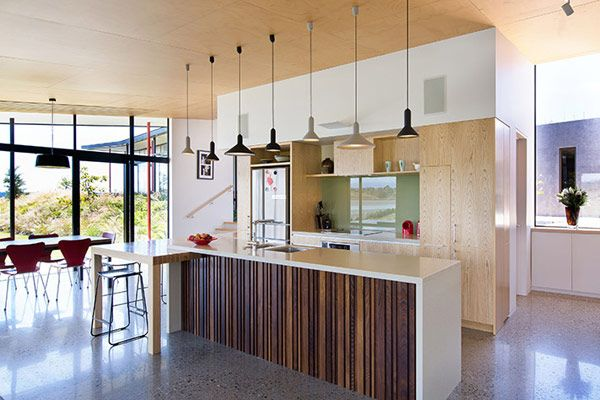 Torea House by Tennent + Brown Architects