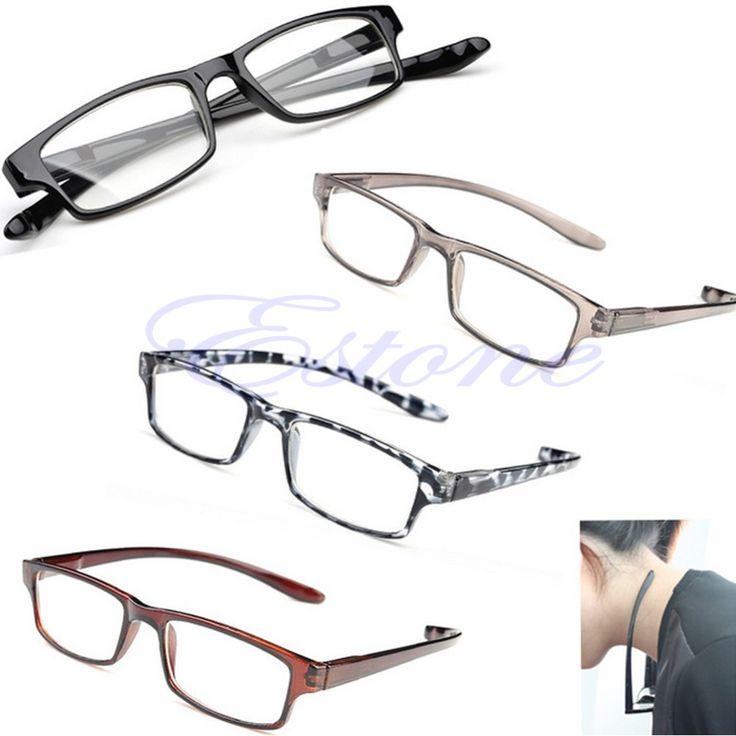 Kacamata baca Cahaya Panas Comfy Peregangan Presbiopia Kacamata Baca 1.0 1.5 2.0 2.5 3.0 Diopter