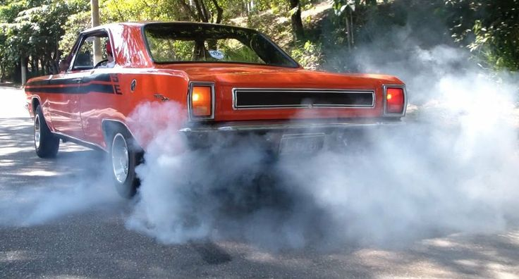Garagem do Bellote TV: Dodge Dart 440 V8 (escape dimensionado, câmbio To...