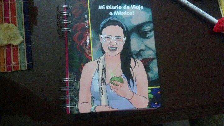 Mi diario de viaje