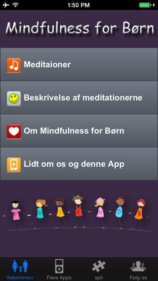 Mindfulness for børn | Mors Apps