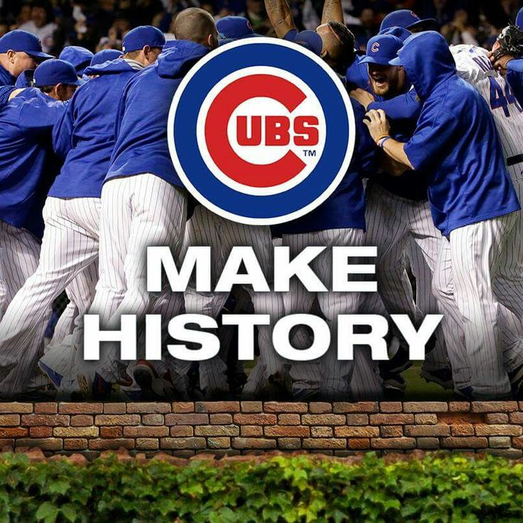 Go Cubbies. All those years hearing Harry Careys voice when my dad would watch made me a fan even when I dont watch all the time