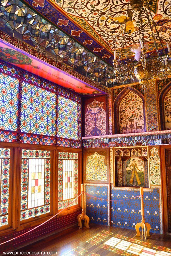Azerbaidjan Que Faire A Sheki Une Pincee De Safran Azerbaijan Azerbaijan Travel Countries Of Asia