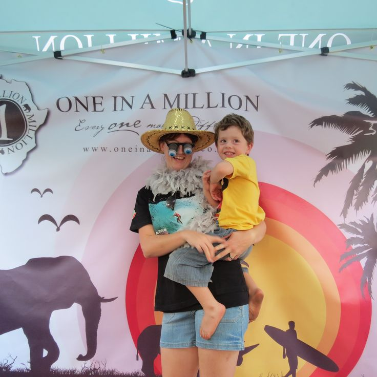 Leah from Get it magazine NC - supporting 'One in a Million' - helping raise money for wildlife conservation #oneinamillionsa #getitmagazineNC #elephants