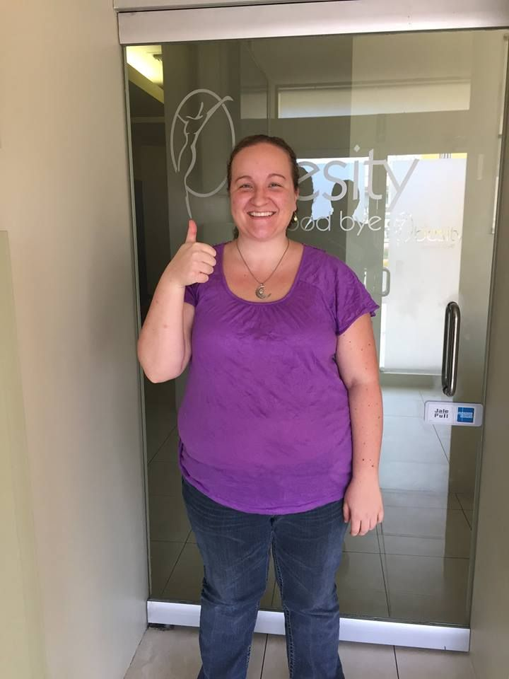Ashley is just arriving for her VSG surgery on May 18th at the OBGC with Dr. Sergio Verboonen, facilitated by International Patient Facilitators - Go Ashley !