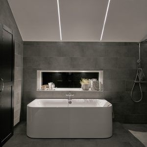 Strip Lighting For Bathroom