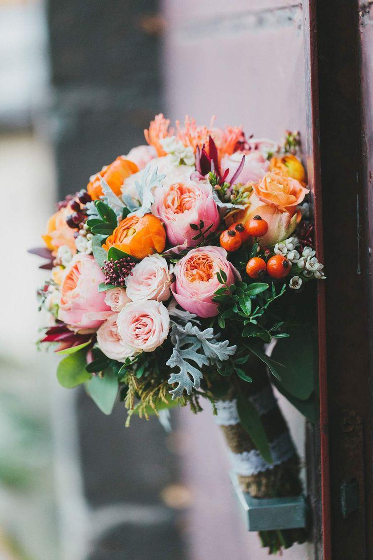 Autumn wedding bouquet....