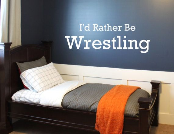 Wrestling Bedroom Decor Amusing 44 Best Handmade Wrestling Decor Images On Pinterest  Boy 2018