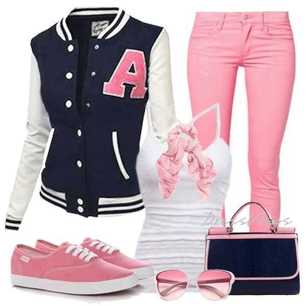 Best 25  Varsity jacket outfit ideas on Pinterest | Letterman ...