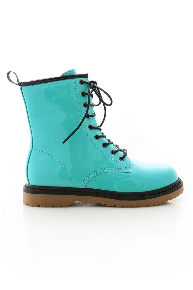 Outcast+Patent+Boots