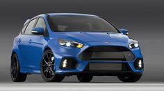 Ford Focus RS makes