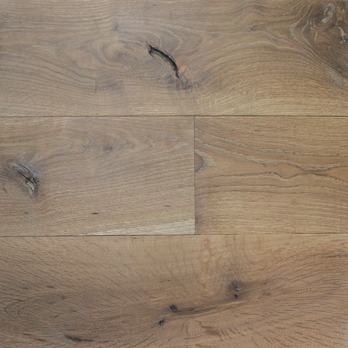 BARTEK: Prefinished White Oak -- Solid or Engineered Wide Plank Flooring, Wall/Ceiling Cladding