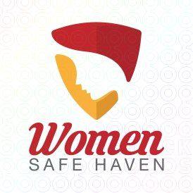 Exclusive Customizable Logo For Sale: Women Safe Haven | StockLogos.com https://stocklogos.com/logo/women-safe-haven