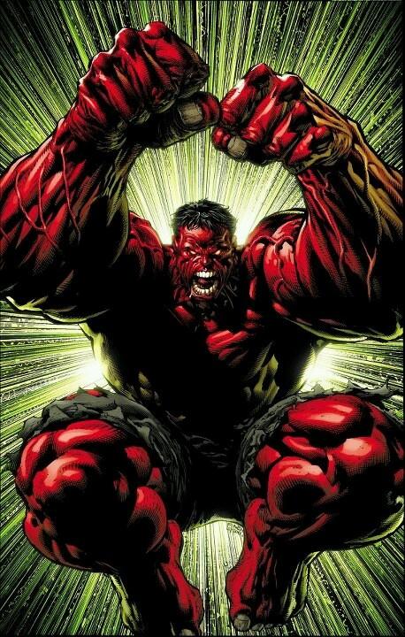 Red Hulk #Marvel comics  Pin and follow @Pyra2elcapo