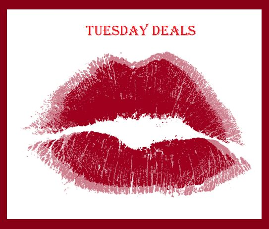 Tuesday Deals #beautyblogger #makeupartist #beauty #makeup #skincare #fashion #bloggers #deals #style #January #MUA #fashionblogger #styleblogger #GiftIdeas #cosmetics #Wedding