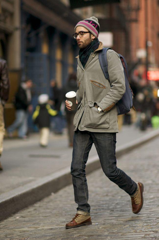 linesBeanie Boys, Menswear Men Accessories, Men Style, Men'S Fashion Styles, Men Fashion, Beanie Hats, Big Cityy, Ball Beanie, Man Style