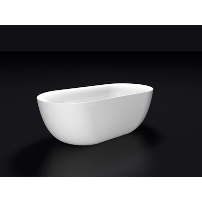 Plunge Freestanding Bath