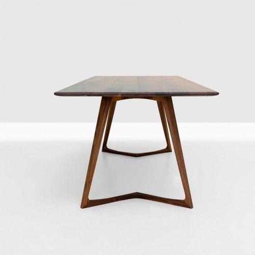 ZEITRAUM Twist Coffee Table Rectangular Design Furniture