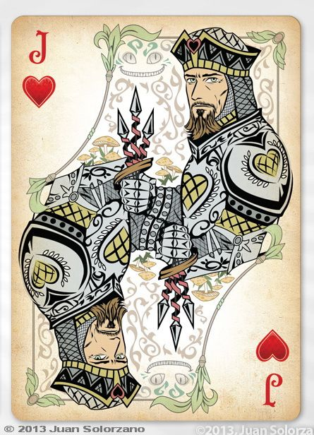 Alice_of_Wonderland_Playing_Cards_Jack_of_Hearts