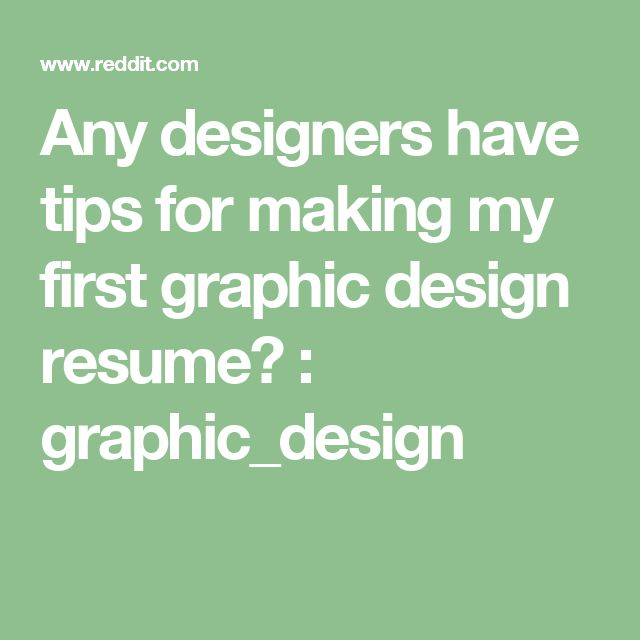 50 best \/\/ Career \/\/ images on Pinterest - my first resume