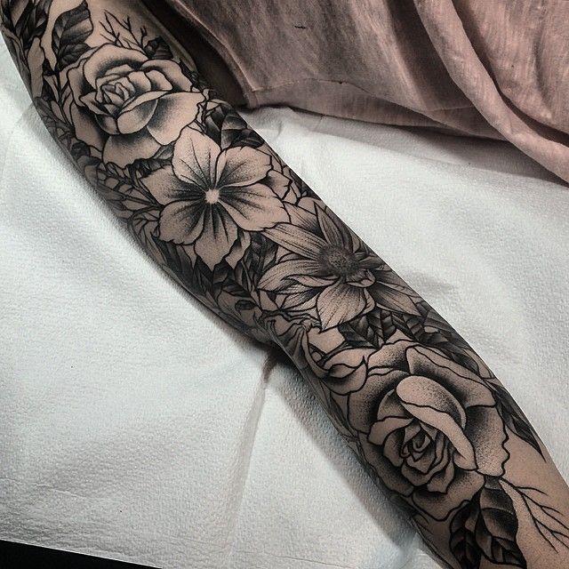 Best 25 Under Arm Tattoos Ideas On Pinterest: 25+ Best Ideas About Floral Arm Tattoo On Pinterest