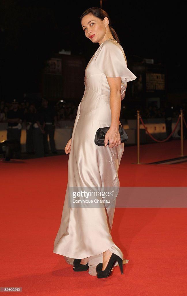 Photo d'actualité : Actress Emmanuelle Beart attends the 'Vinyan'...