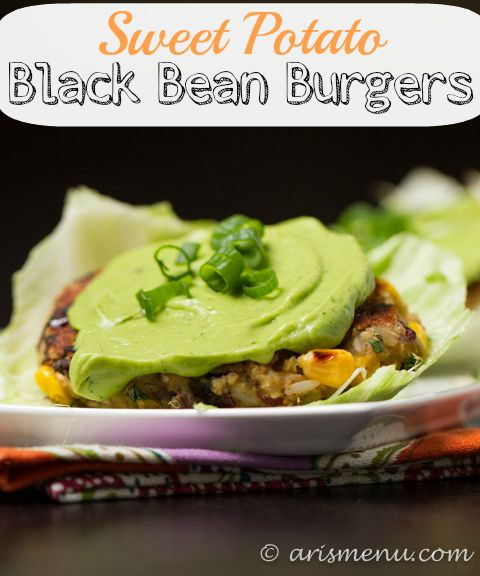 Sweet Potato Black Bean Burgers (The Recipe ReDux) | Recipe | Black ...
