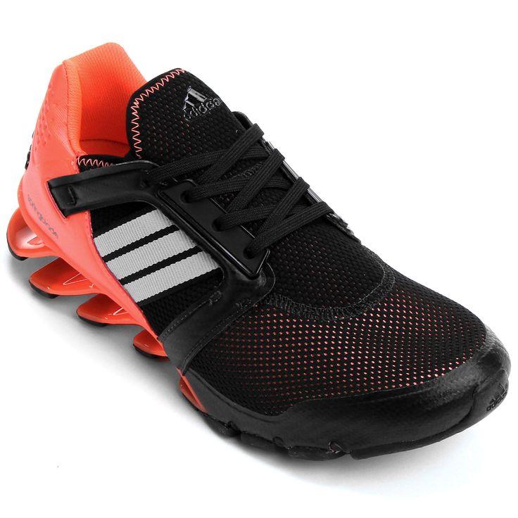Tênis Adidas Springblade Ignite Azul Piscina | Netshoes