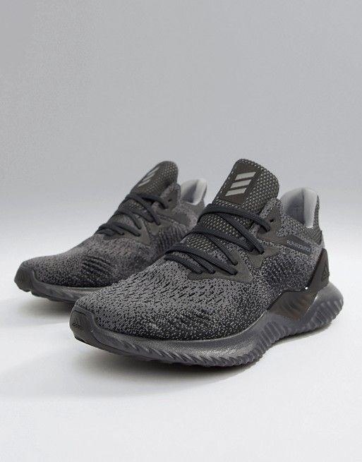 7c7d89e0cc3e0 Adidas Alphabounce beyond sneakers in black aq0573  Sneakers ...
