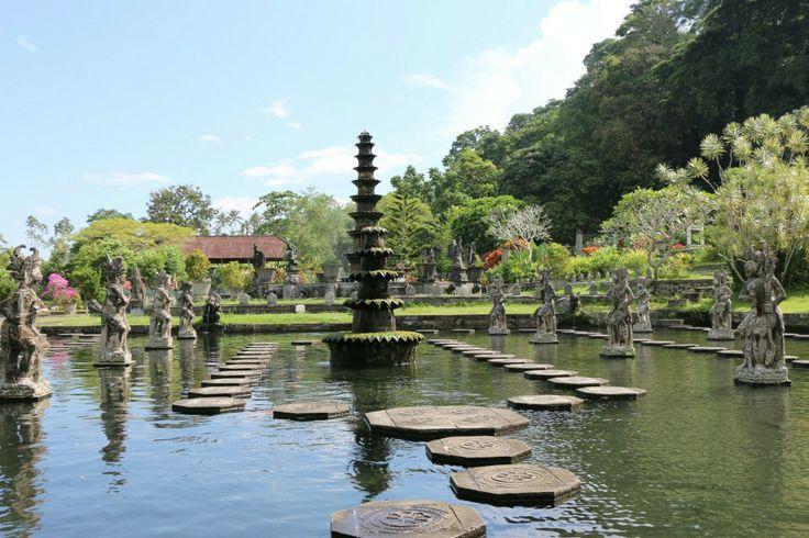 Tirta Gangga, Karang Asem, Bali