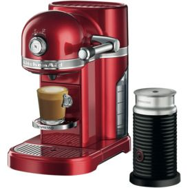 Shop Online for Nespresso 5KES0504ACA Nespresso Nespresso Capsule Coffee Machine - Candy Apple and more at The Good Guys. Grab a bargain from Australia's leading home appliance store.