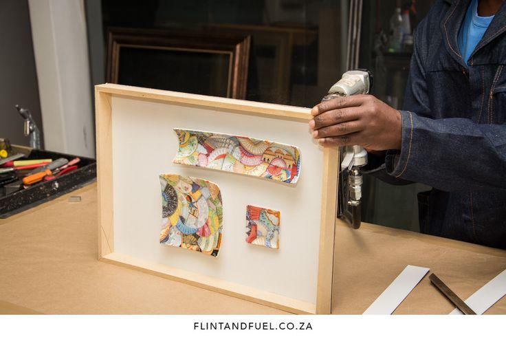 framing the art