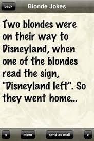Image result for funny blonde jokes