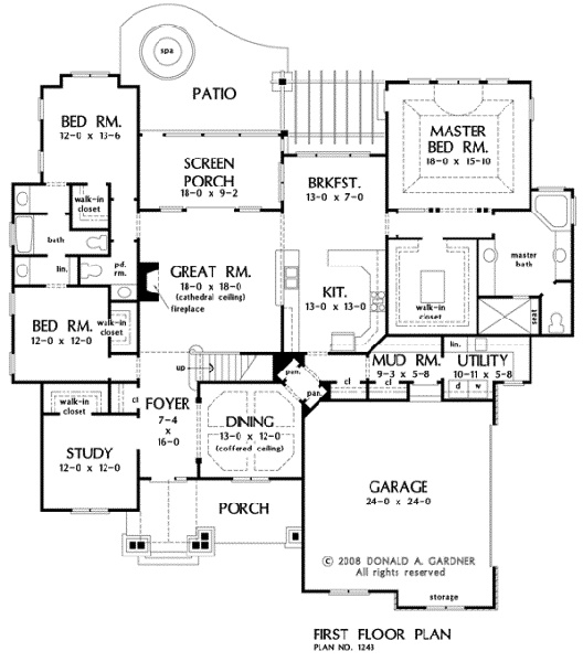 Marvelous Floor Plan. See More. Master Closet Is Amazing But Not Keen On Walking  Through The Kitchen To Get To Laundry