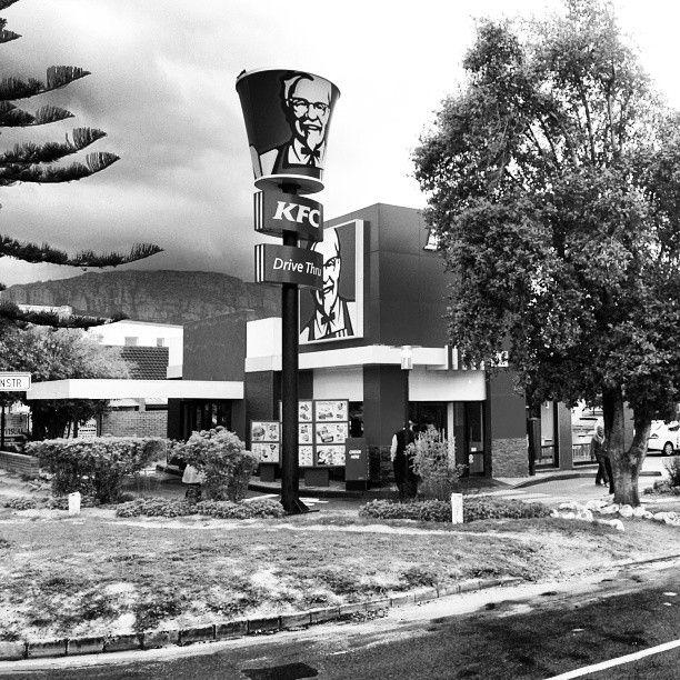 KFC Store in Houtbay