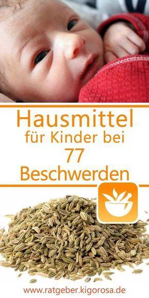 Hausmittel für Kinder gegen 77 Beschwerden – Maria-Lucia Schwartz