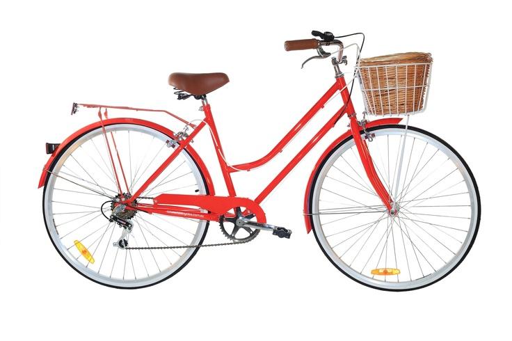 My new bike! 2012 Reid Vintage Ladies Bike 6 Speed - Special Edition.    From Reid Cycles.