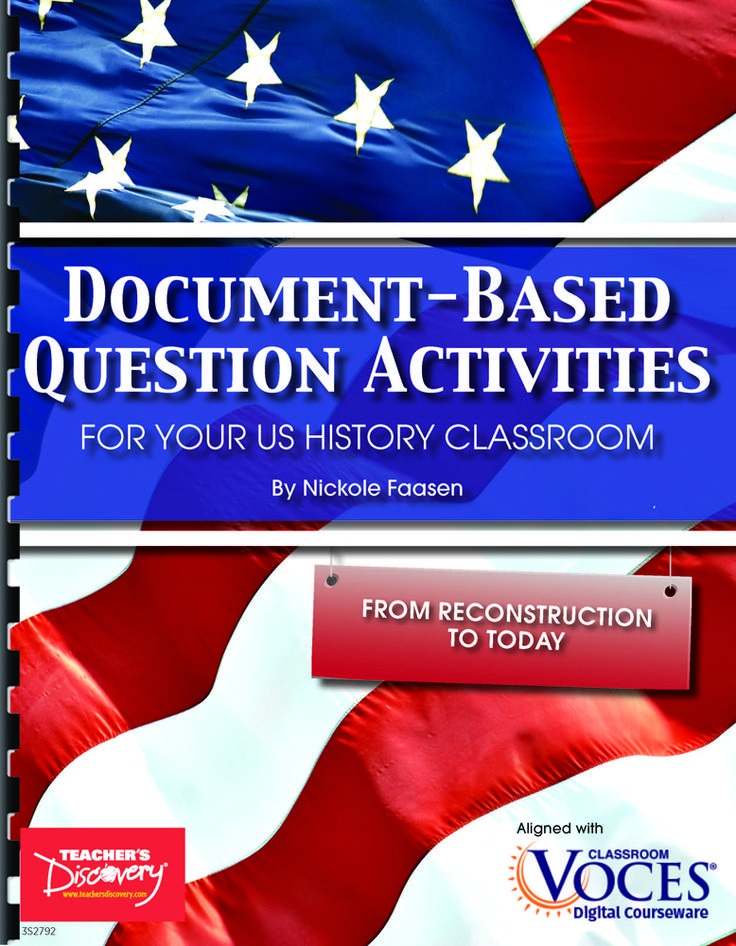 dbq 10 reconstruction us history Ousd 8th grade us history writing assessment pilot / spring semester,  you say that you have emancipated us  possible reconstruction documents for dbq.