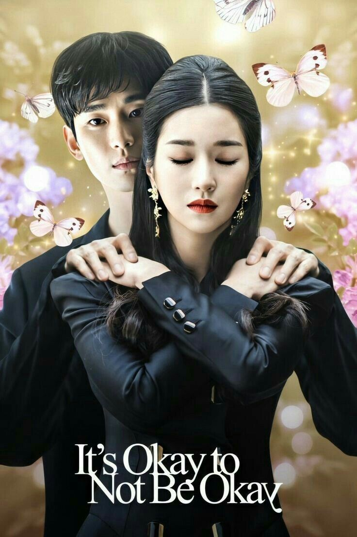 It's okay to not be okay - poster de kdrama | All korean drama, Korean drama series, Korean drama best