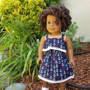 f9746ee08 18 inch doll clothing. Fits like American girl doll clothes   Etsy ...