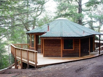 California Yurts