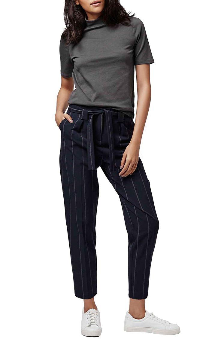 17 best ideas about Pinstripe Pants on Pinterest | Summer stripes ...